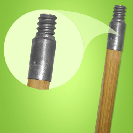 metal threaded tip
